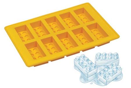 Forma de gelo - Lego